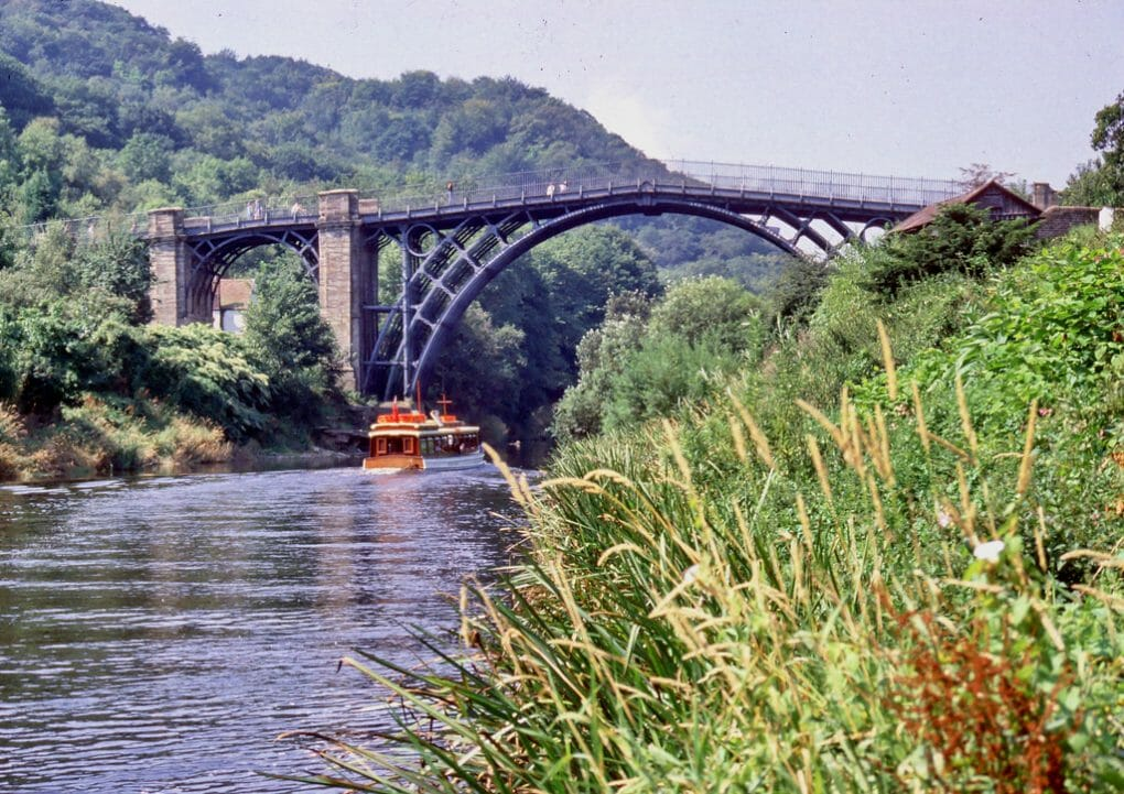 Ironbridge Gorge photo