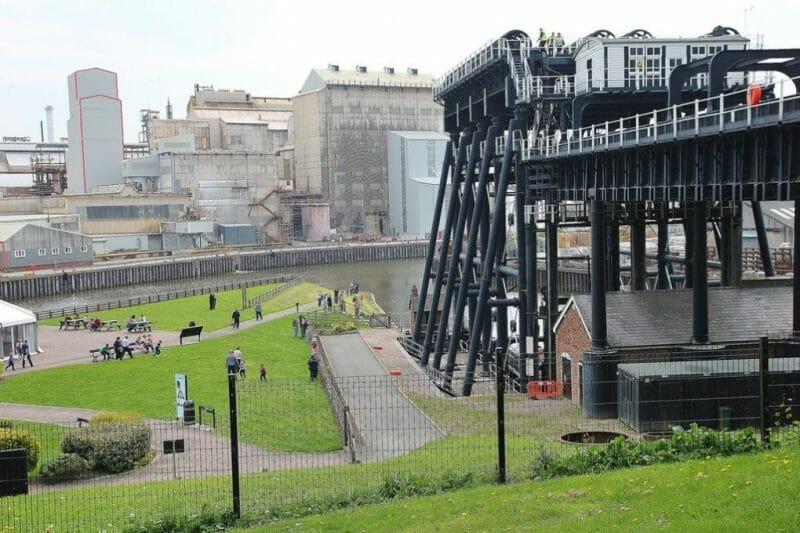 Anderton Boat Lift photo