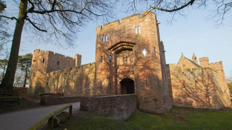Peckforton Castle photo