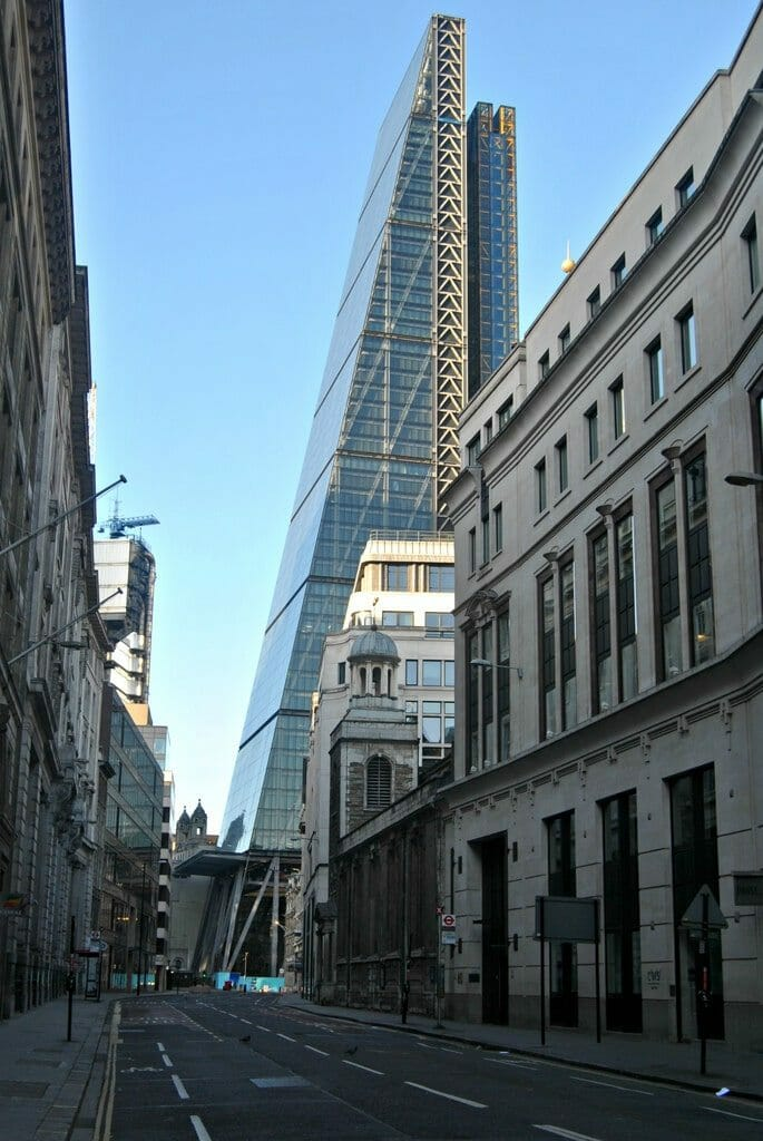 cheesegrater building london photo