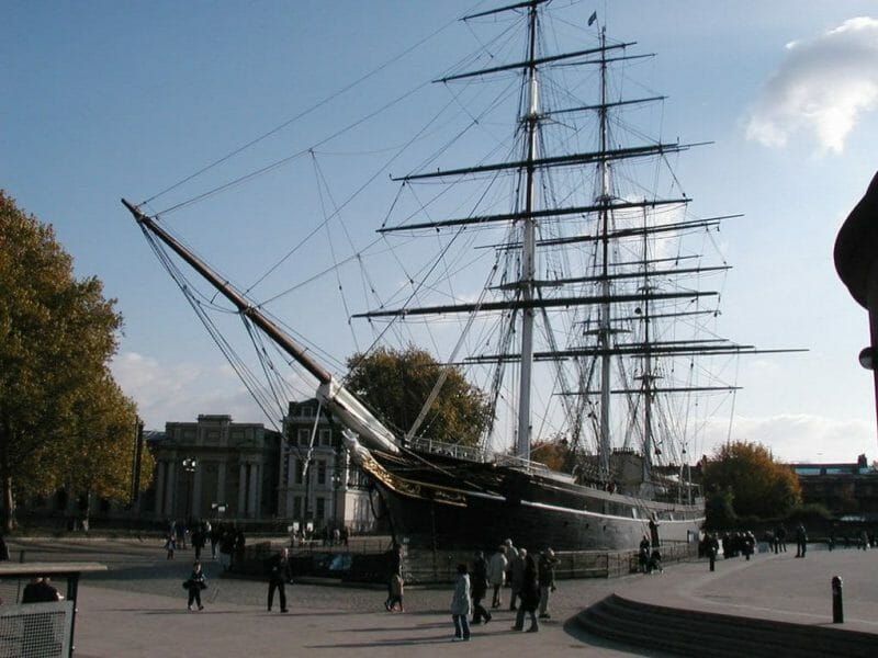 Cutty Sark photo