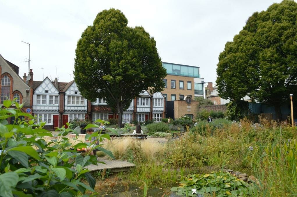 20-best-parks-london-red-cross-garden