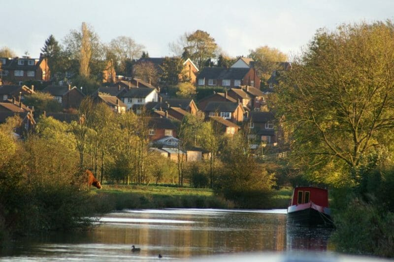 Oxford Canal photo