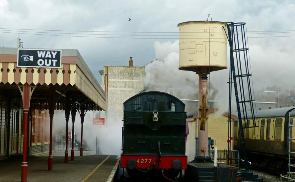 Dartmouth Steam Railway photo