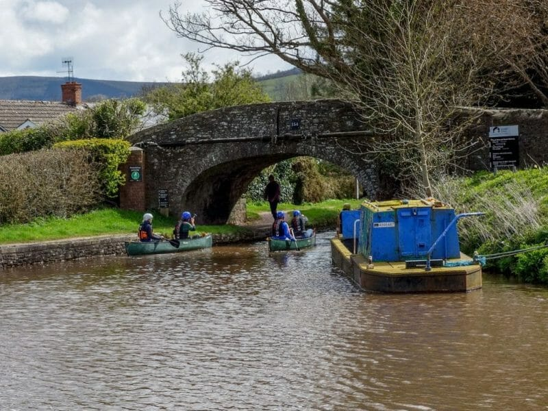 Monmouthshire and Beacon Canal photo