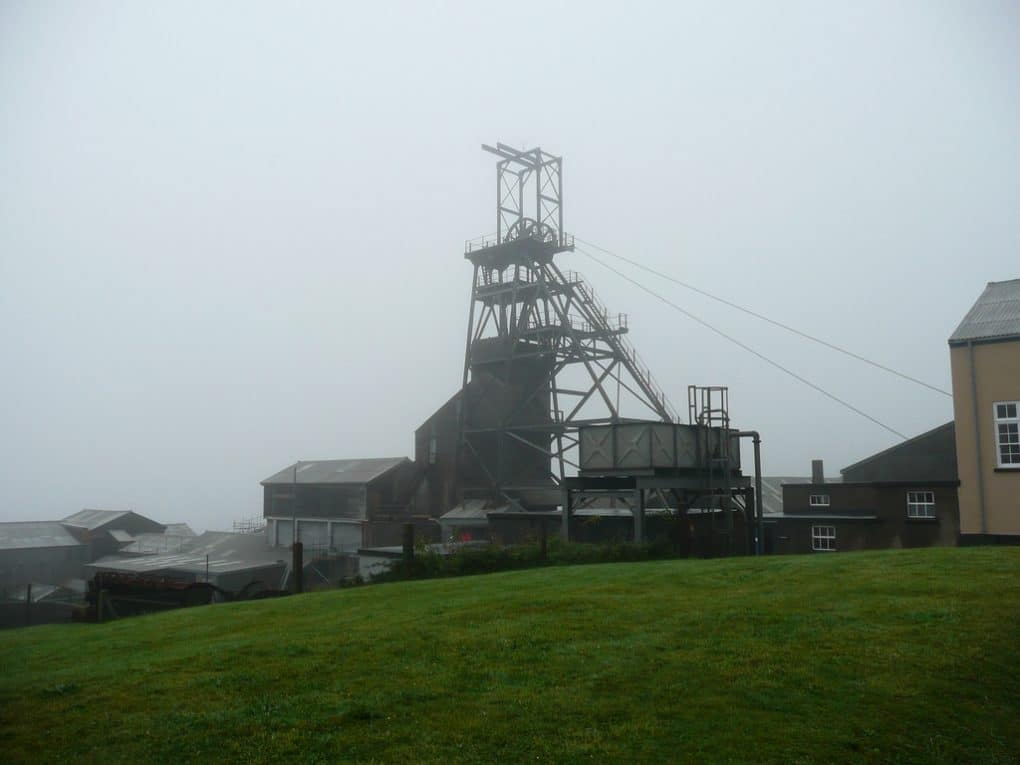 Geevor Tin Mine photo