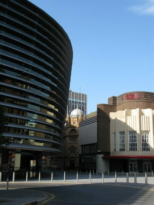 Curve Theatre Leicestershire photo