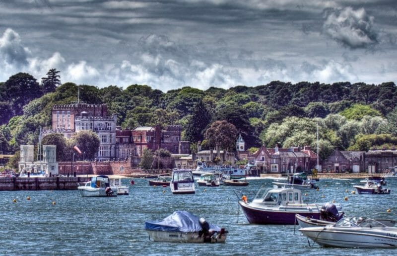 Brownsea Island photo