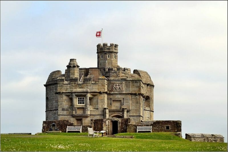 Pendennis Castle photo