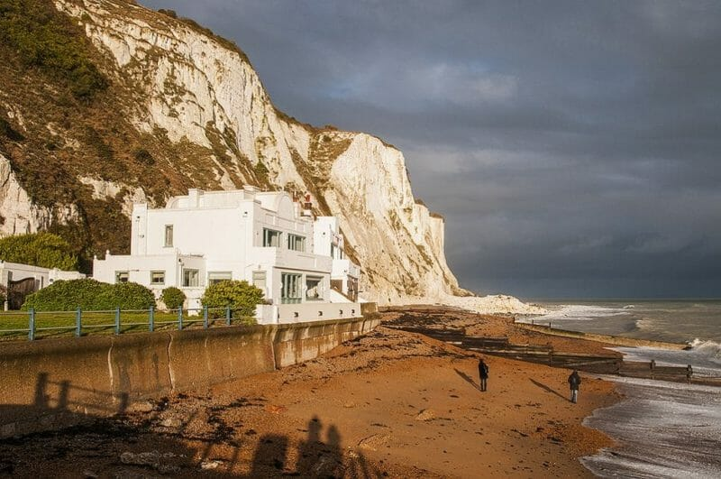 White Cliffs Dover photo