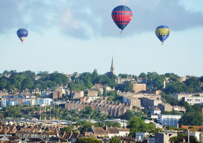 Balloon bristol photo