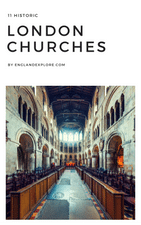 Historic London Churches
