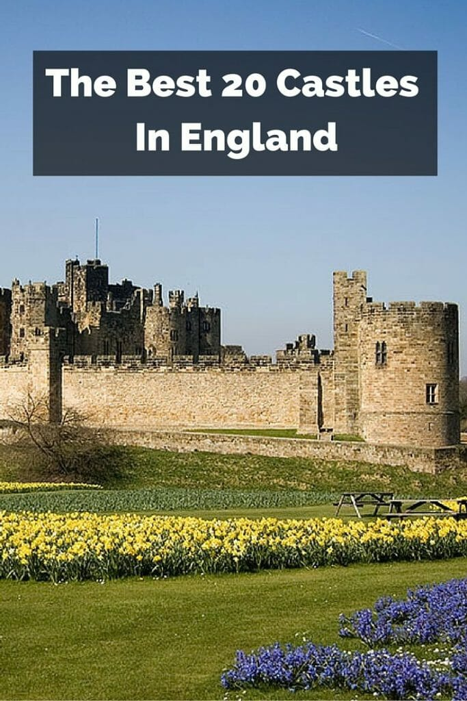 The Best 20 Castles In England