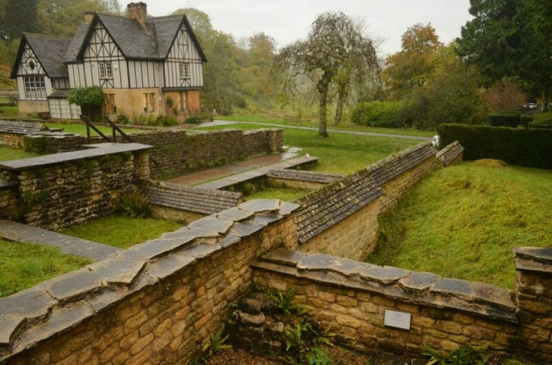 Chedworth Roman Villa photo