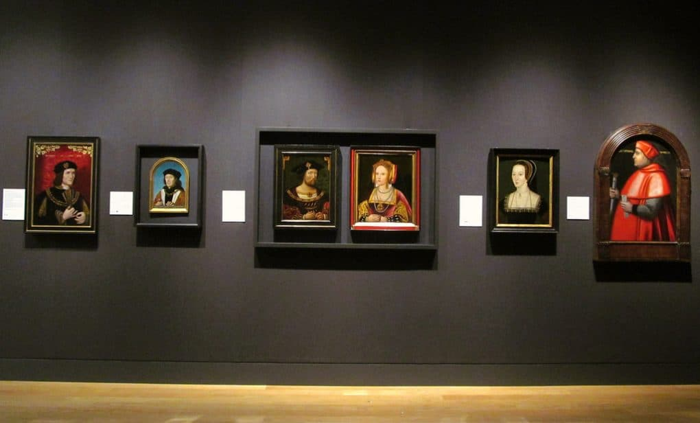 National Portrait Gallery photo