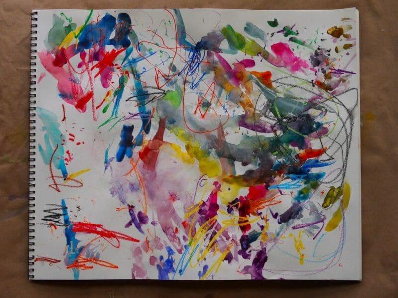 kids art studio photo