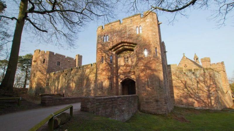 Peckforton Castle photo