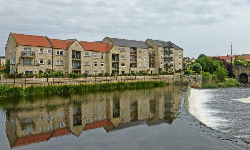 river Wharfe photo