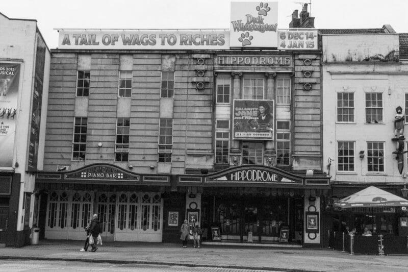 Bristol Hippodrome photo