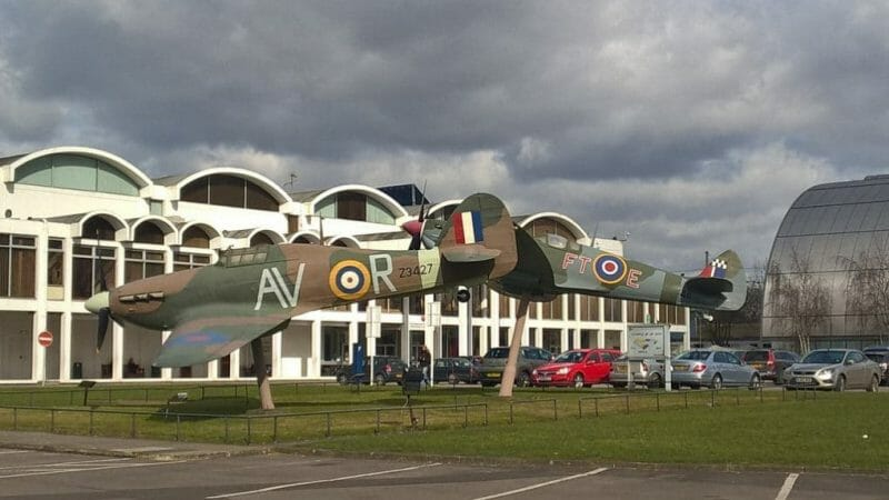 Royal Air Force Museum photo