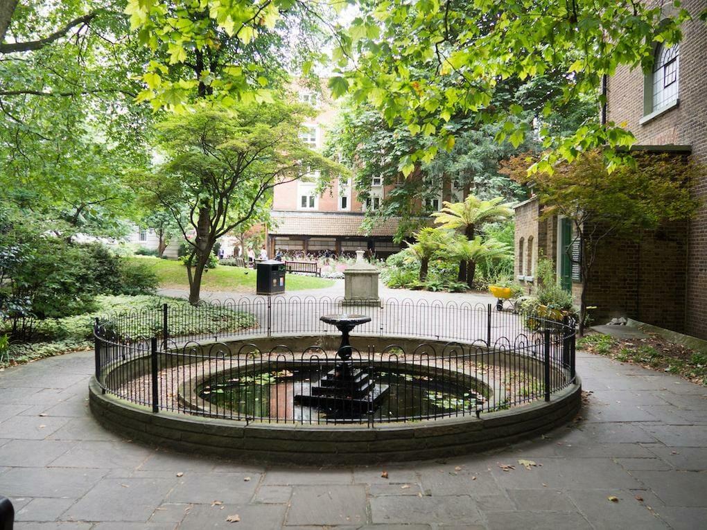 20-best-parks-london-postmans-park