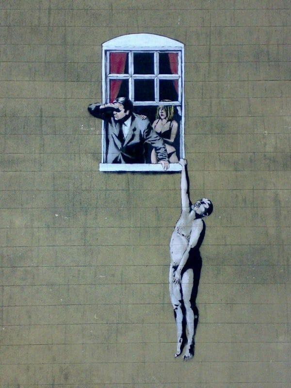 banksy bristol photo