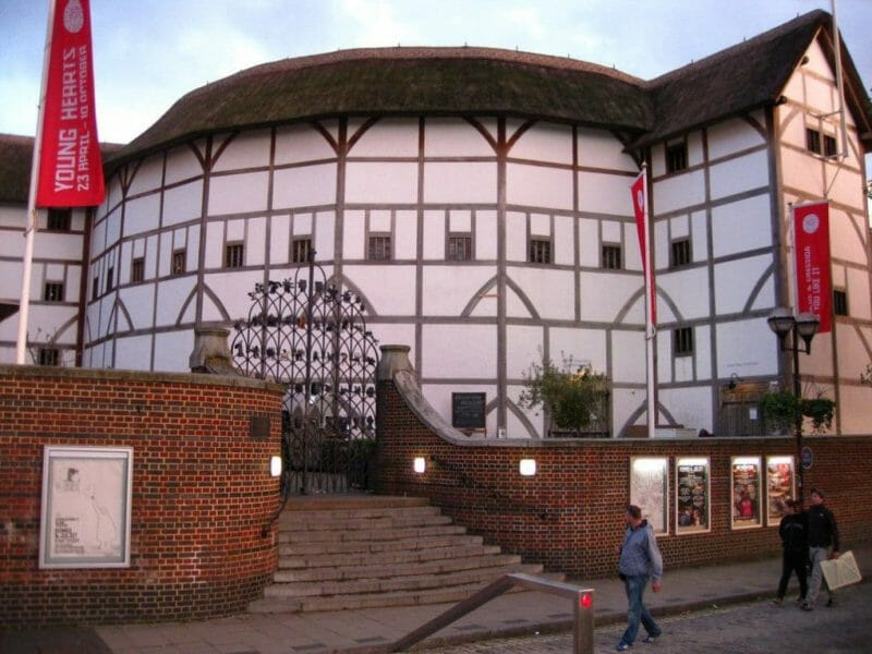Globe Theatre photo
