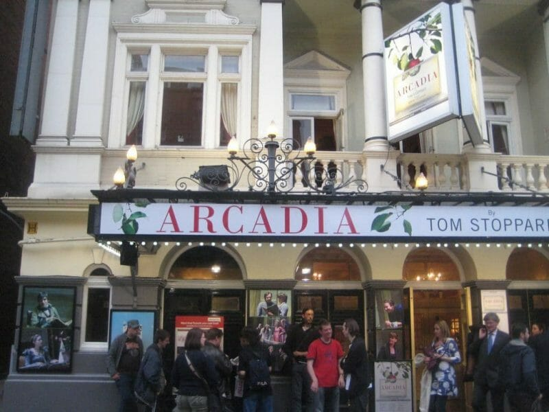 London Tip: Go to the Theatre