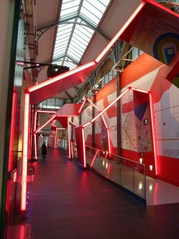 London Transport Museum photo