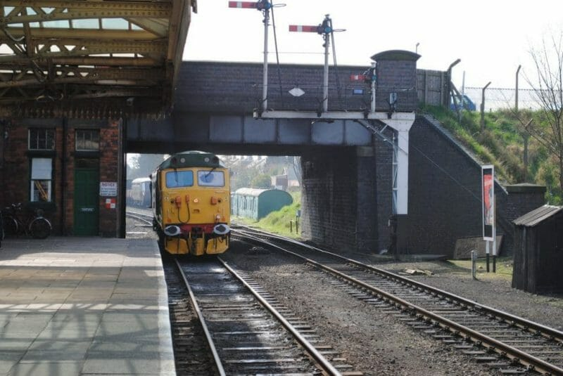 Great Central Railway photo