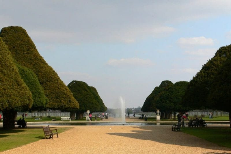 Hampton Court photo