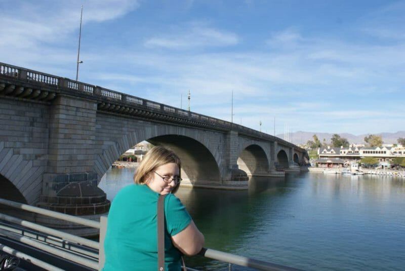 london bridge arizona photo