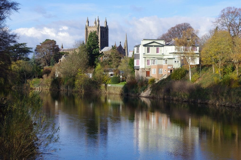 England Rivers:river wye photo