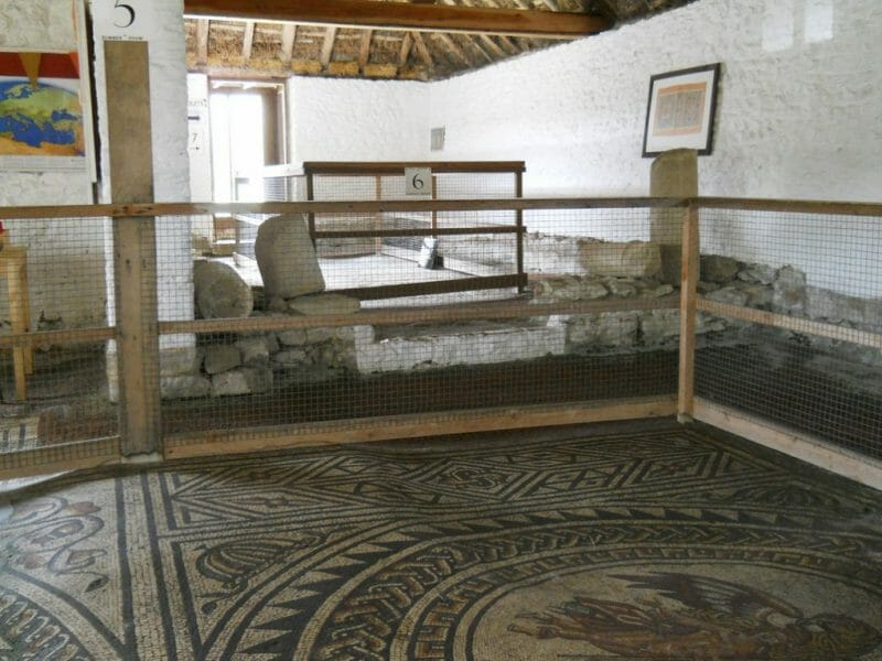 Bignor Roman Villa photo