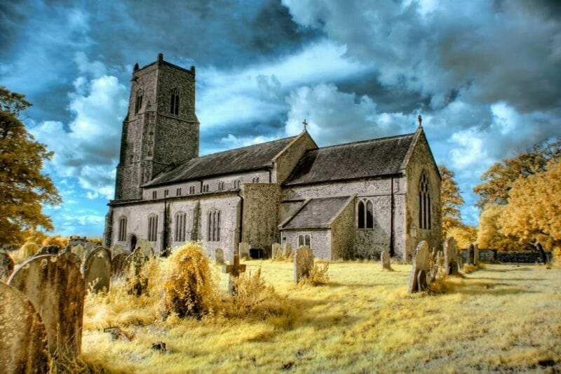 england churches photo