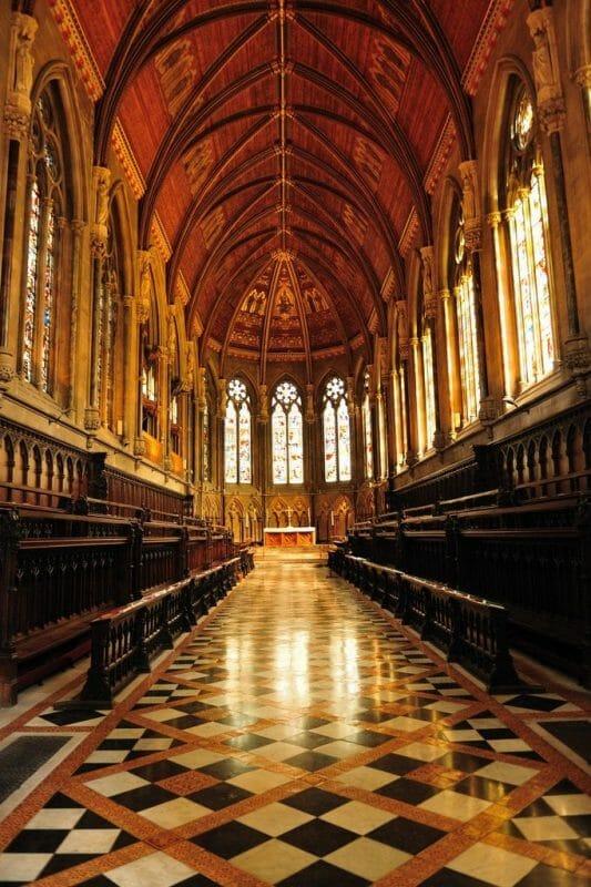 Cambridge University photo