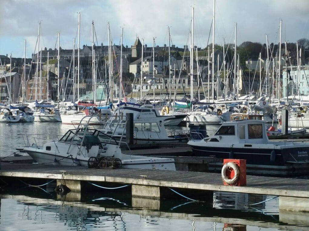 sutton harbour photo