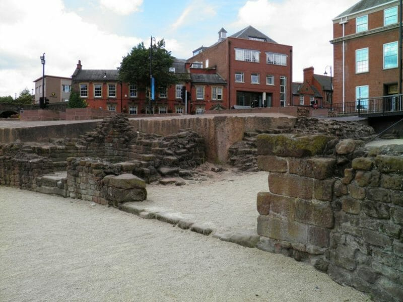 Chester Roman Amphitheatre photo