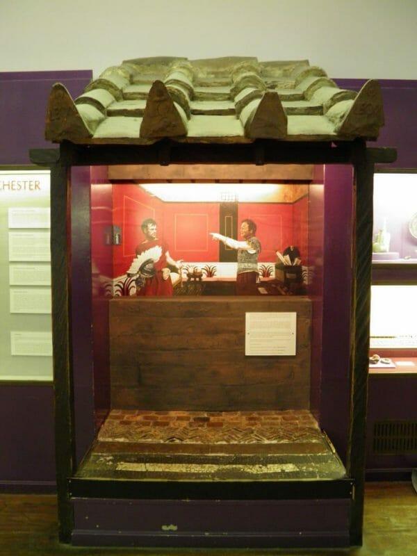 Grosvenor Museum photo