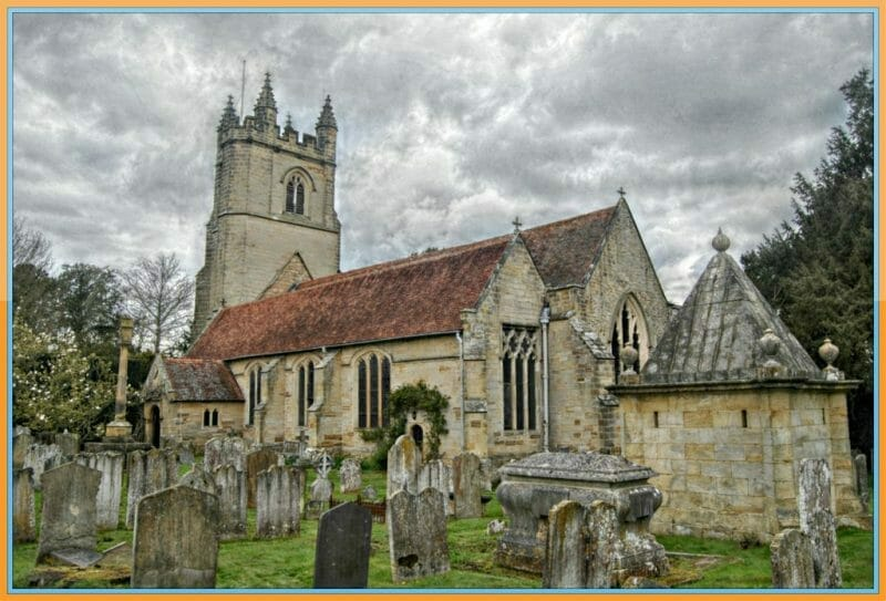 england churches photo