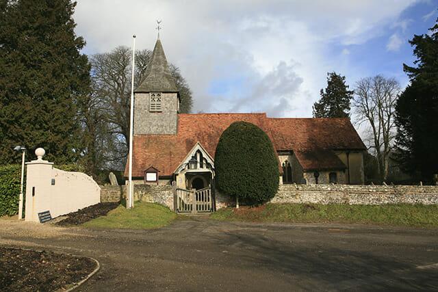 hampshire villages