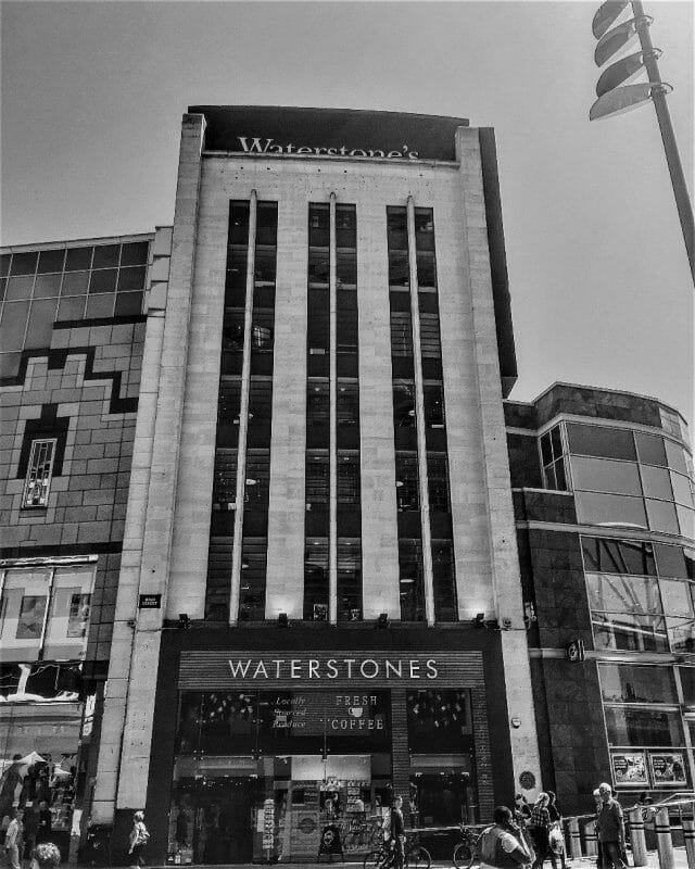 Birmingham: Bookshops