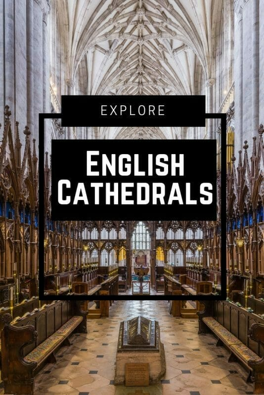 The cathedrals of England are some of the finest works of art in the world.  Here is our gallery of the interiors and exteriors of 20 of the finest…