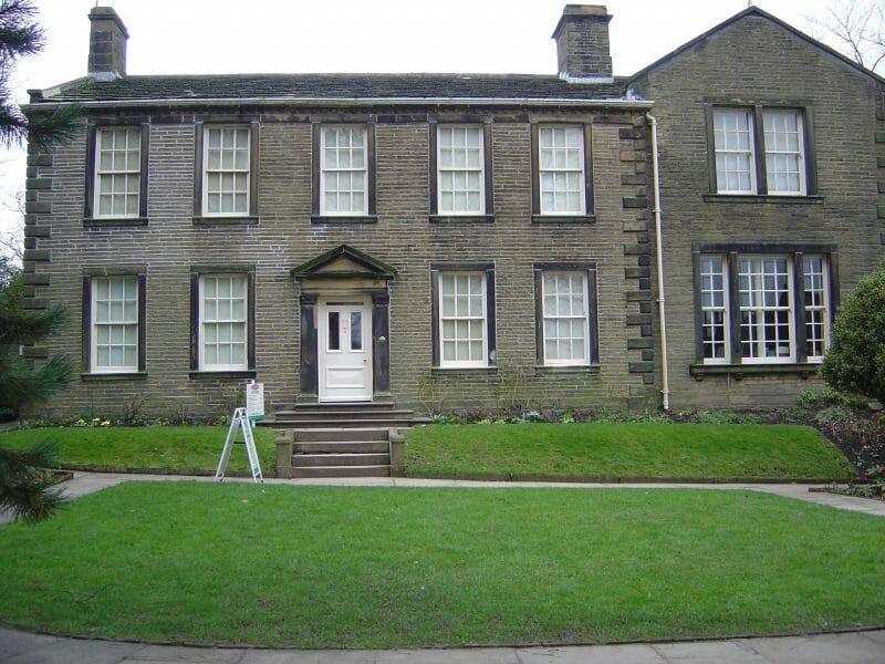 Yorkshire: Haworth