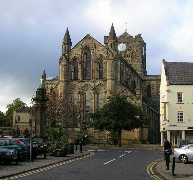 Hexham_Abbey