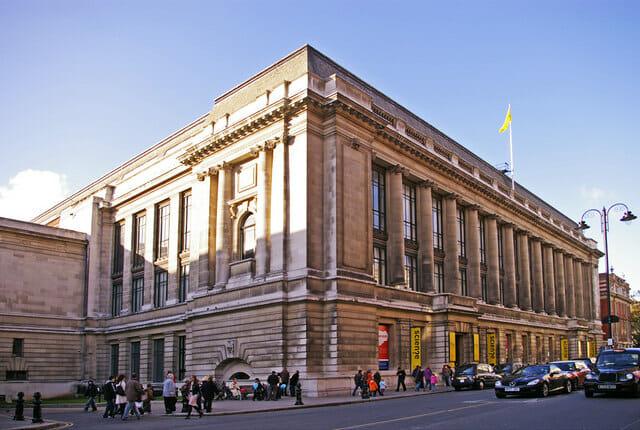london science museum building