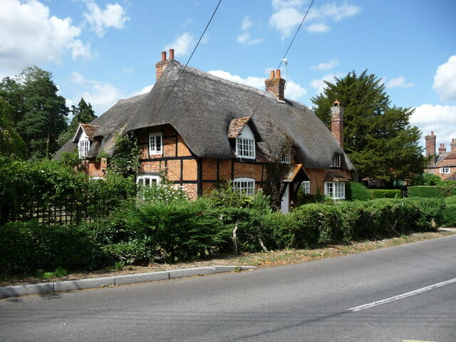 hampshire villages