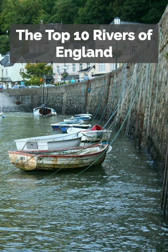 England Rivers: Pinterest Copy
