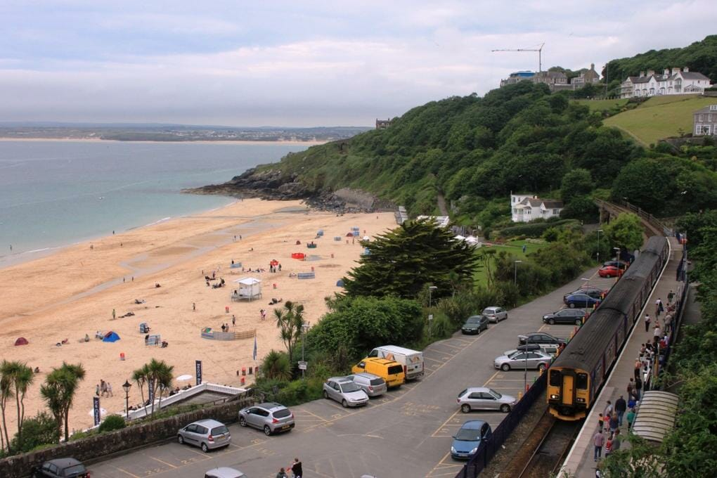 English rail journeys:St-Erth-to-St-Ives