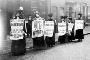 Suffragette movement